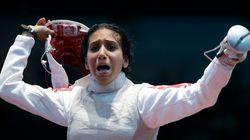 Rio 2016- Escrime: Ines Boubakri remporte la médaille de Bronze en
