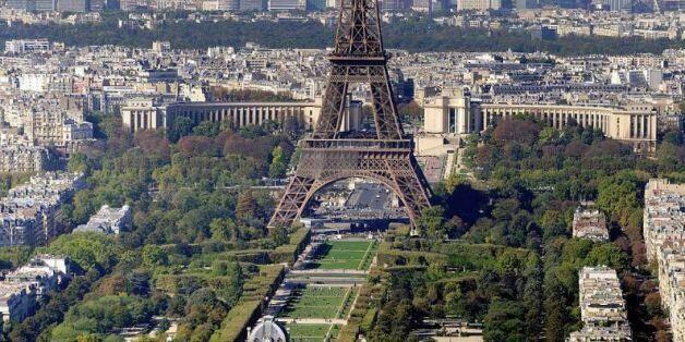 La Tour Eiffel à Paris (photo