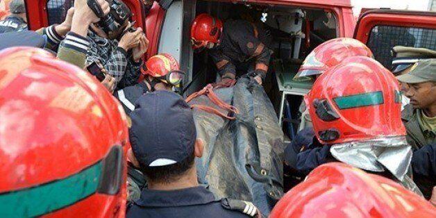 L'effondrement d'un immeuble à Casa fait deux morts et 21