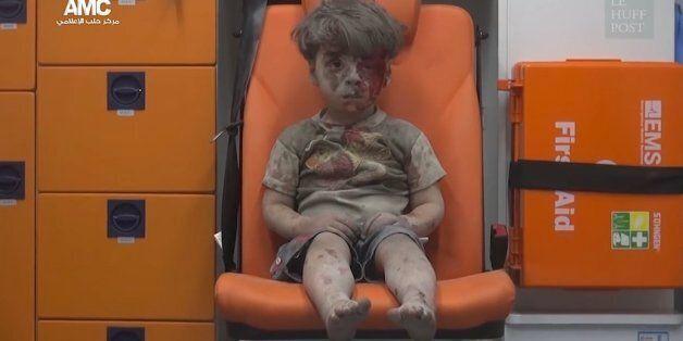 Le frère du petit Omrane a succombé à ses blessures après le bombardement d'Alep en