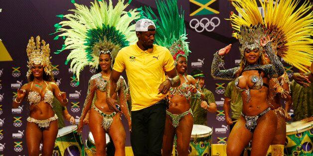 Aux Jeux olympiques, Usain Bolt ne donne pas des conférences de presse comme les