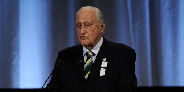 Foot/Brésil: Joao Havelange, ex-président de la Fifa, décède à 100 ans à