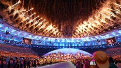 Revivez la cérémonie d'ouverture des jeux Olympiques de Rio