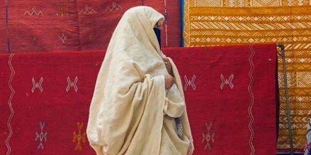 Le haïk souiri, une tenue vestimentaire aujourd'hui en voie de