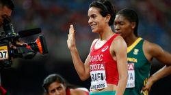 JO 2016: Rababe Arafi qualifiée pour la finale du 1.500 mètres