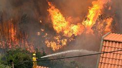 Incendies au Portugal: trois morts à Madère, un millier de personnes
