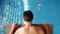 Oubliez les plongeons des Jeux, les Norvégiens font des concours de