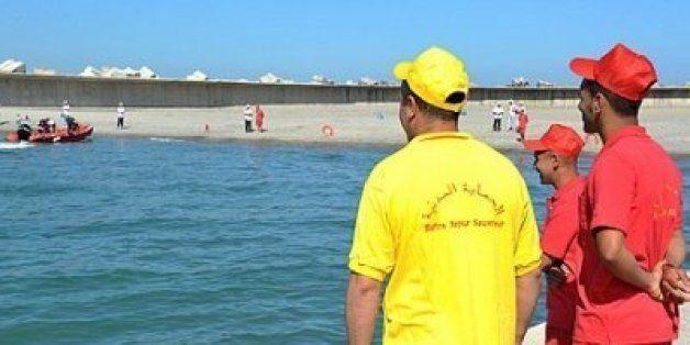 Béjaia: Un maître nageur décède en héros après avoir sauvé un enfant de la
