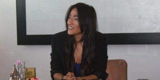 Hindi Zahra et Kamal Hachkar au TEDx Marrakech en
