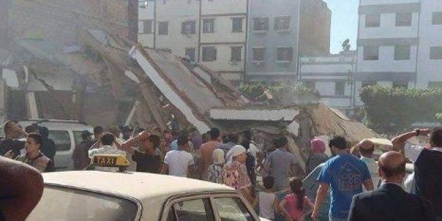 Le propriétaire de l'immeuble qui s'est effondré a été