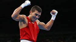 Mohamed Rabii, seul médaillé marocain des JO, accueilli en héros à