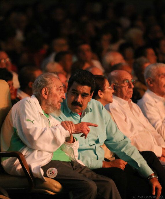 Pour ses 90 ans, Fidel Castro s'habille en Algérien : un clin d'œil à une vieille amitié