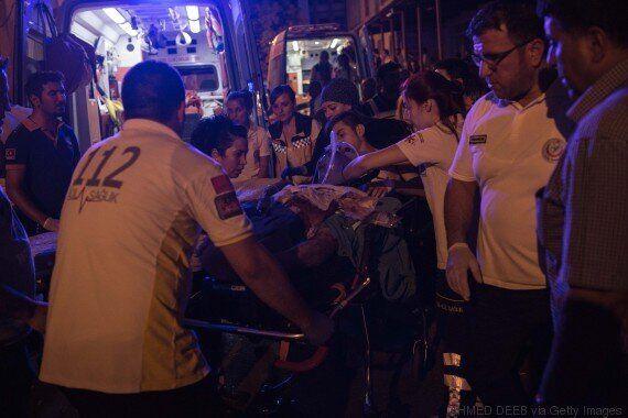Turquie: Au moins 30 morts, près de 100 blessés dans un attentat à