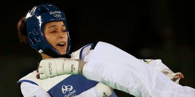 La Marocaine Wiam Dislam en quarts de finales de