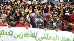Au Maroc, le chômage touche surtout les