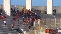 Ligue 1: un début sur fond de violence, le retrait progressif des policiers