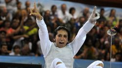 Rio 2016- Fleuret: L'escrimeuse Tunisienne Ines Boubakri qualifiée pour les
