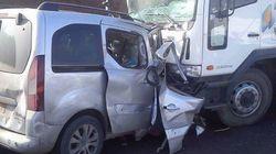 Accidents de la route: plus de 1.260 morts entre janvier et juillet