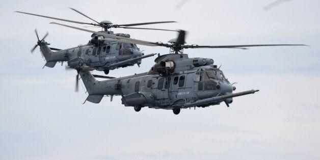 La France a vendu 30 hélicoptères Caracal au
