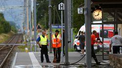 Attaque dans un train en Suisse: six