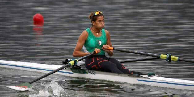 2016 Rio Olympics - Rowing - Repechage - Women's Single Sculls Repechages - Lagoa Stadium - Rio De Janeiro,...