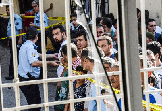 Au lendemain de l'attentat qui a fait 50 morts en Turquie, Gaziantep se réveille dans