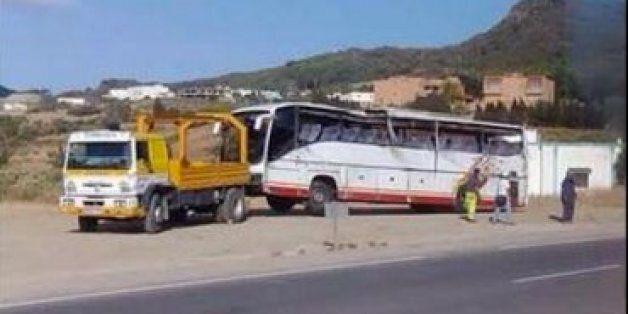 Un mort et 44 blessés dans le renversement d'un autocar près de
