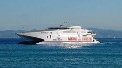 Reprise du trafic maritime entre les ports de Tanger-ville et de