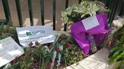 A Casablanca, une minute de silence pour les victimes de l'attentat de