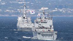 일본이 국제관함식에 한국은 안 부르고 중국은 최초