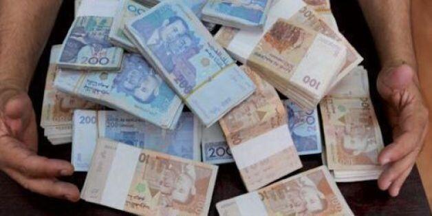 Bank Al Maghrib identifie près de 11.000 billets falsifiés en 2015 au