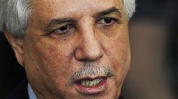 Le président et le procureur général de la Cour d'Alger