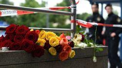 Fusillade: à Munich, la solidarité pour conjurer