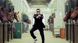 Non, Psy n'a pas joué au festival