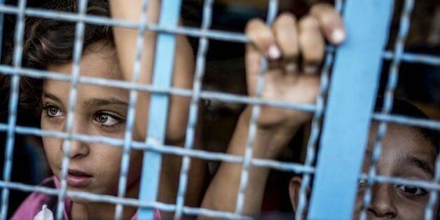 Des milliers d'enfants détenus dans des pays touchés par des