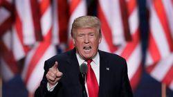 Donald Trump accepte l'investiture républicaine à