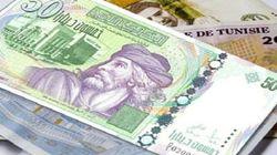 Analyse du taux de change du dinar tunisien par rapport à