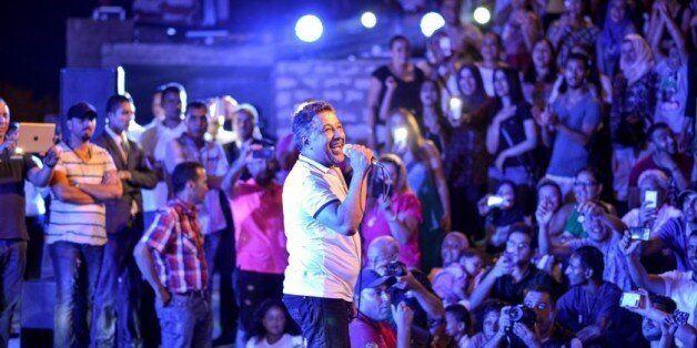 Cheb Khaled envoute le théâtre romain de