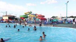 Réception prochaine de deux nouvelles piscines à