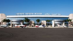 Hausse significative du trafic aérien à l'aéroport