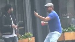 Leonardo DiCaprio joue les paparazzis pour faire peur à Jonah