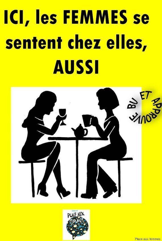 France: En banlieue parisienne, des femmes s'installent dans les cafés investis par les
