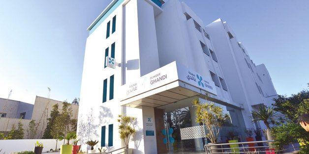 La clinique Ghandi, située à Casablanca, a été reprise par le groupe Saham en