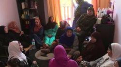 La famille de Fatima Charih, Marocaine décédée dans l'attentat de Nice,