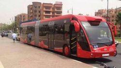 Les bus électriques de Marrakech en phase de