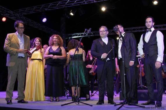 ''Carthage hors les murs'': Danses méditerranéennes et chants lyriques à