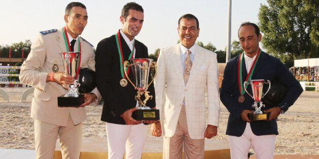Moulay Rachid remet à Rabat le Grand prix de la Semaine du