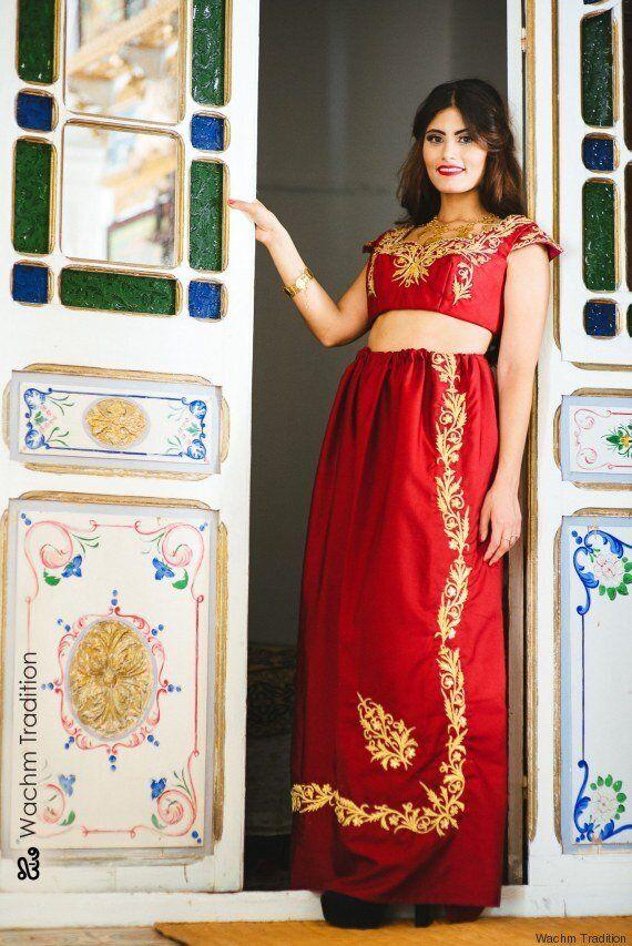 Tunisie: Wachm Tradition, une page Facebook qui vous explique l'origine de certains habits traditionnels...
