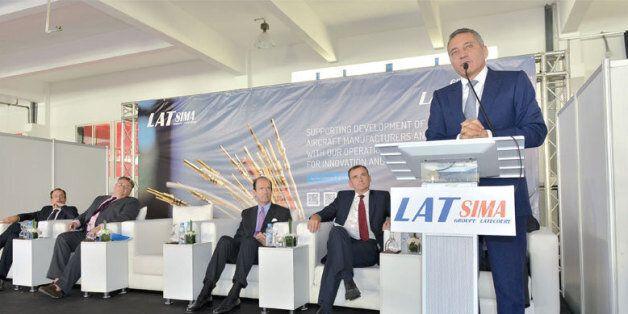 Latécoère inaugure son premier site de production au