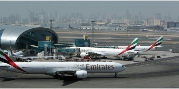 Accident d'un Boeing d'Emirates à l'atterrissage à